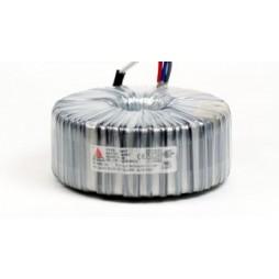 ETAF ontdooitransformator 230V 2x4V 2KVA in metalen behuizing zonder kabels