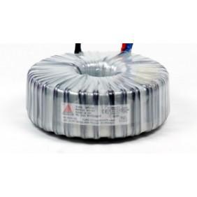 Een fase veiligheidstransformator 230V/42V 300 VA in rubber kast