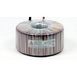 Een fase veiligheidstransformator 230V/42V 400 VA in rubber kast