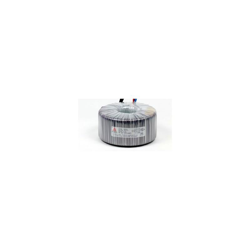 Single phase safety transformer 230V/24V 500 VA in rubber closet