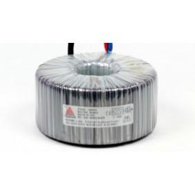 Single phase safety transformer 230V/42V 630 VA in rubber closet