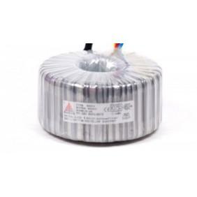 Single phase safety transformer 230V/42V 1000 VA in rubber closet