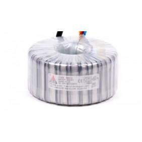 Amplimo ringkerntransformator 230V 2x6V 15VA 08010