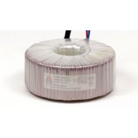 Amplimo toroidal transformer  2x115V 2x6V 15VA 07010