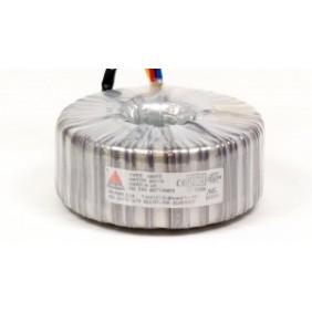 Amplimo toroidal transformer  230V 2x9V 15VA 08011