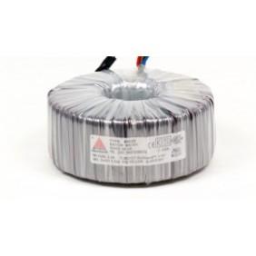 Amplimo toroidal transformer 230V 2x6V 30VA 18010