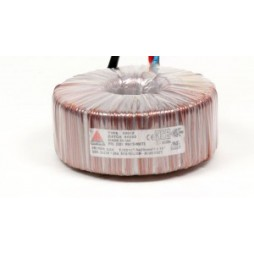 Amplimo ringkerntransformator 230V 2x9V 30VA 18011