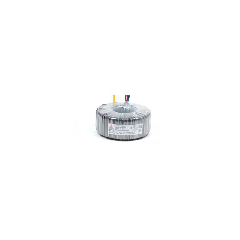 Amplimo ringkerntransformator 230V 2x9V 50VA 28011
