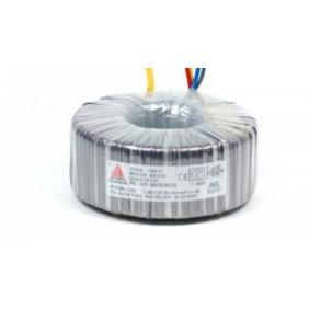 Amplimo ringkerntransformator 230V 2x15V 50VA 28013