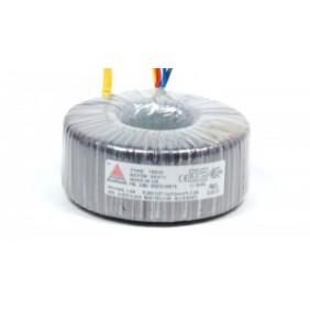 Amplimo ringkerntransformator 230V 2x18V 50VA 28014
