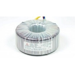 Amplimo toroidal transformer 230V 2x6V 80VA 38010