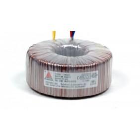 Amplimo ringkerntransformator 230V 2x12V 80VA 38012