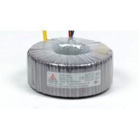 Amplimo toroidal transformer 230V 2x15V 80VA 38013