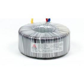 Amplimo toroidal transformer 230V 2x18V 80VA 38014