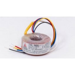 Amplimo ringkerntransformator 230V 1x 230V 80VA 38080