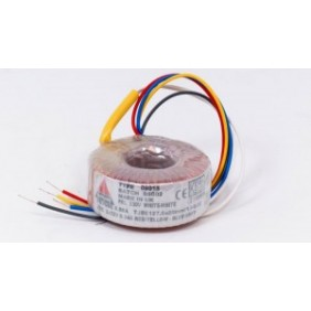 Amplimo toroidal transformer 230V 1x 230V 80VA 38080