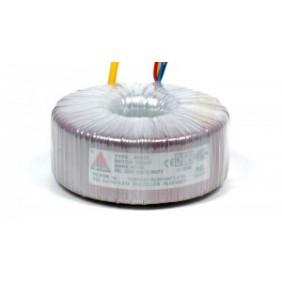 Amplimo ringkerntransformator 230V 2x18V 120VA 48014