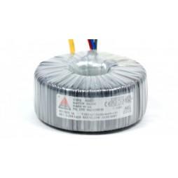 Amplimo ringkerntransformator 230V 2x25V 120VA 48016