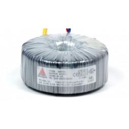 Amplimo ringkerntransformator 230V 2x20V 120VA 48027
