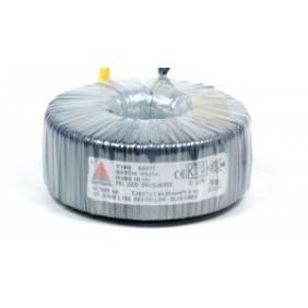 Amplimo ringkerntransformator 230V 2x115V 120VA 48070