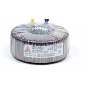 Amplimo ringkerntransformator 230V 2x6V 160VA 58010
