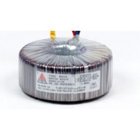 Amplimo toroidal transformer 230V 2x12V 160VA 58012