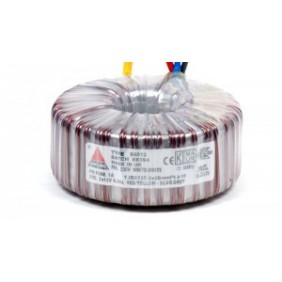 Amplimo ringkerntransformator 230V 2x18V 160VA 58014