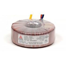 Amplimo ringkerntransformator 230V 2x18V 225VA 68014