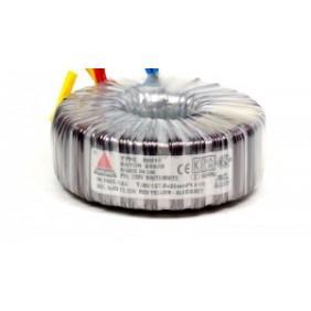 Amplimo ringkerntransformator 230V 2x12V 300VA 78012