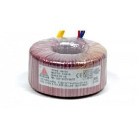 Amplimo ringkerntransformator 230V 2x22V 300VA 78015
