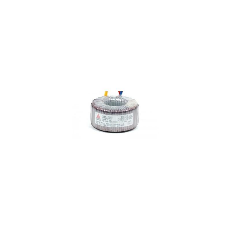 Amplimo toroidal transformer 230V 2x35V 300VA 78018