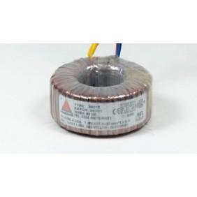 Amplimo ringkerntransformator 230V 2x30V 500VA 88017