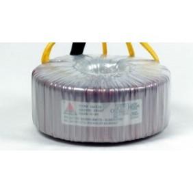 8N330 Amplimo medische ringkern transformator 2x115V / 2x115V 500VA