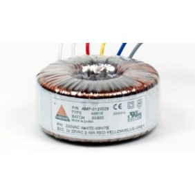 ETAF 1 phase transformer 400V 24V 1600VA