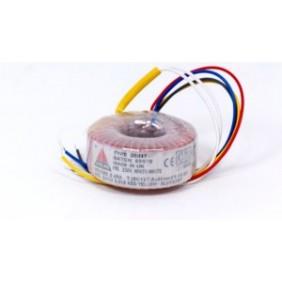 ETAF 3 phase isolation transformer 3x400V 3x230V 4000VA / 4KVA