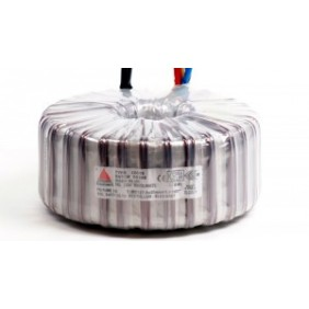 Cable set for defrost transformer 1KVA 2x5m including clips