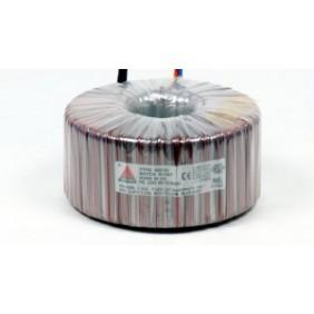 Single phase safety transformer 230V/42V 400 VA in rubber closet