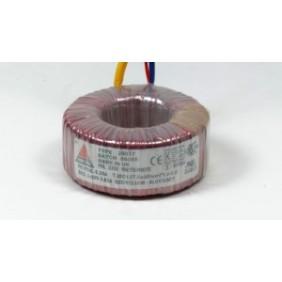 Amplimo toroidal transformer 230V 2x25V 500VA  88016